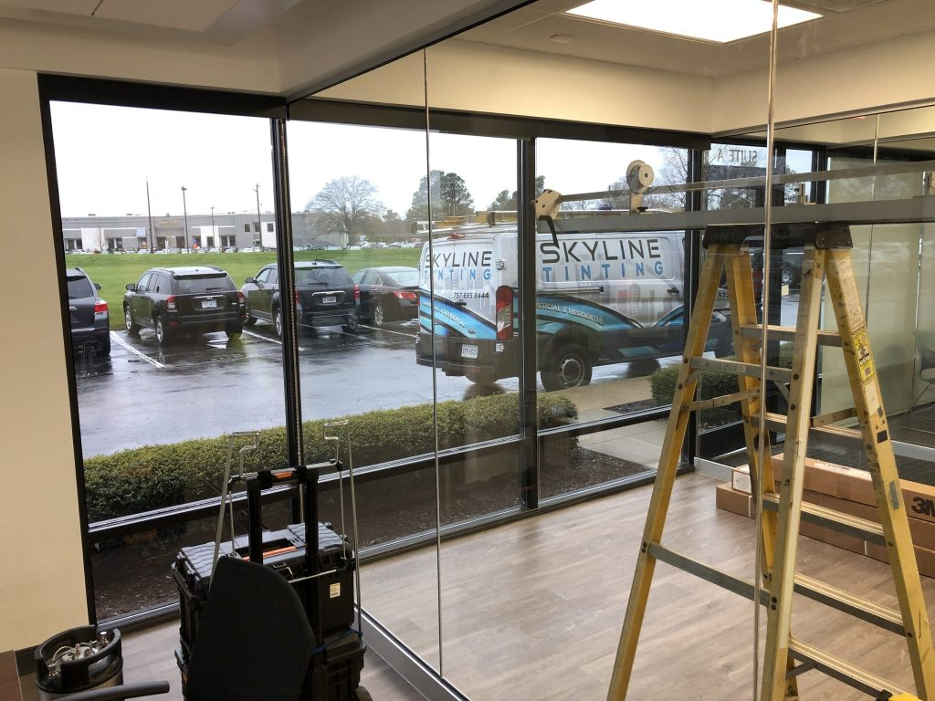Instant Systems in Norfolk, VA Gains Comfort & Privacy with Window Film
