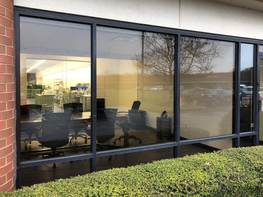 Instant Systems in Norfolk, VA Gains Comfort & Privacy with Window Film 2