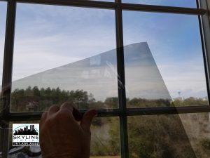 Corolla, NC Beach House Window Films Example