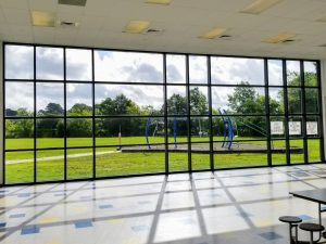 school-interior-windows-before-film-installation